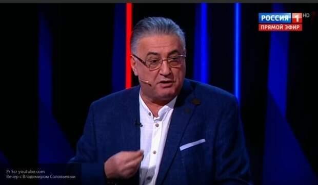 Багдасаров призвал РФ прекращать игры с Украиной и законно забрать Юго-Восток