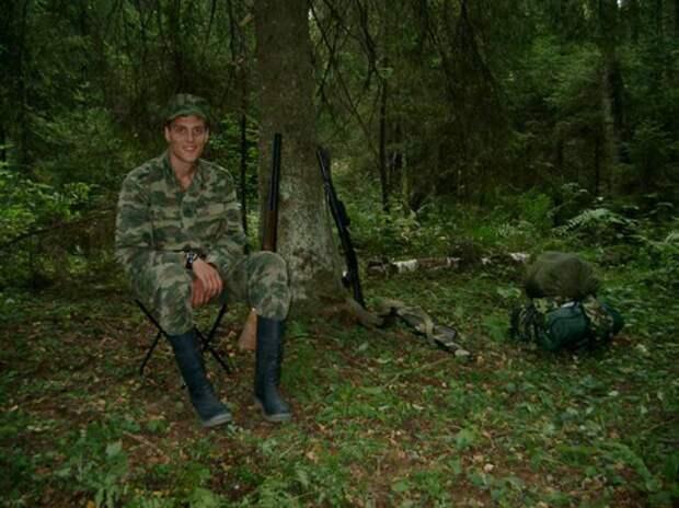 Эволюция лени на охоте