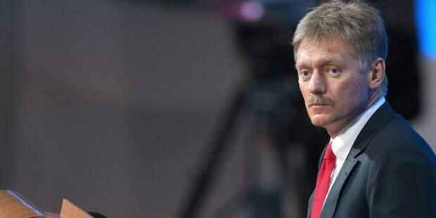 Песков прокомментировал стремление Киева в НАТО