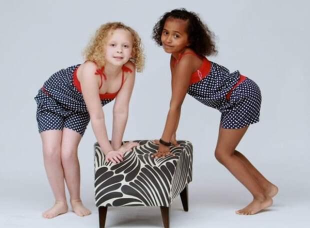 Сестры Киан и Реми Хордер | Фото: pixanews.com