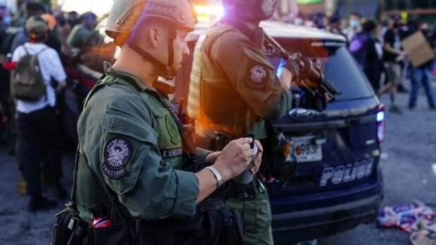 В США вспыхнули протесты: полиция проводит массовые задержания (+ФОТО, ВИДЕО)