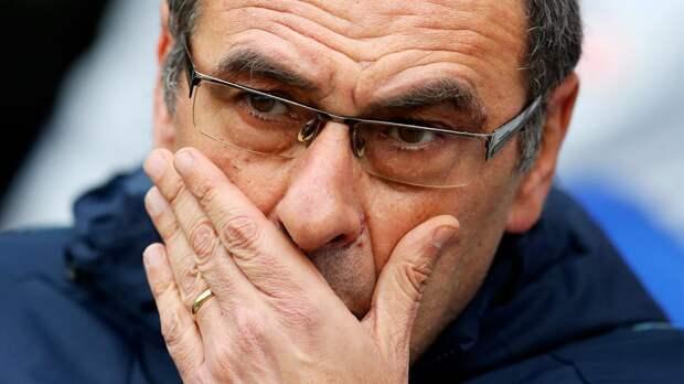 «Лацио» готов платить Сарри 3 млн евро в год