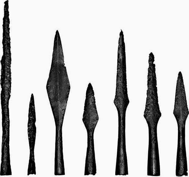 Копьё: как модифицировалось древнейшее смертельное оружие