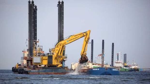 Nord Stream 2 рассчитывает закончить укладку трубопровода в конце августа