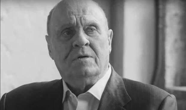Юлия Меньшова опубликовала последнее интервью с отцом
