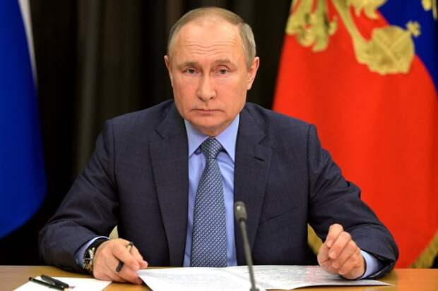 В ФРГ рассказали, как Путин ведёт Россию к новому этапу мировой политики