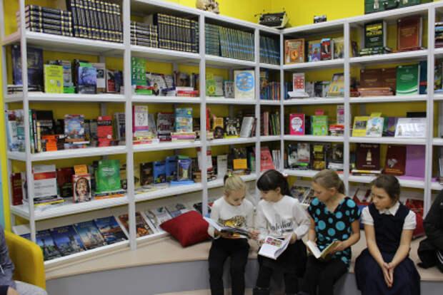 Новые модельные библиотеки появятся в Самарской области