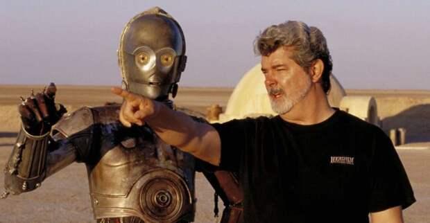 Как благодаря аварии Джордж Лукас снял «Звездные воины»