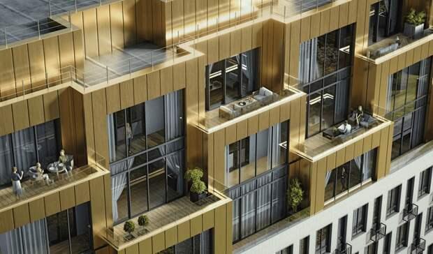 «Каркас Монолит» построит жилой комплекс уровня делюкс вНижнем Новгороде