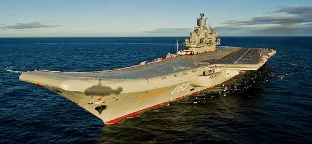 Тяжелый авианесущий крейсер «Адмирал Кузнецов» — авианосец, застрявший в петле времени