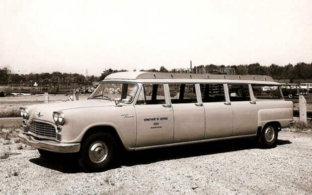 Checker Aerobus строили в США с 1962 по 1977 год