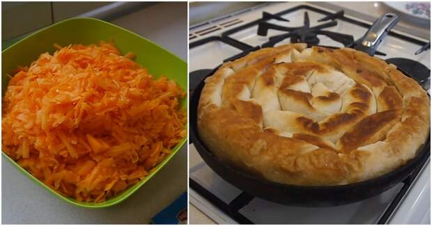 Ленивая вертута с тыквой: вкусная и полезная еда без заморочек с тестом