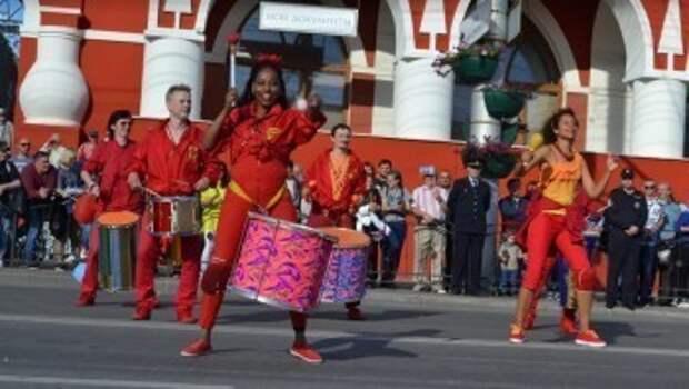 Карнавальное шествие на День города 2021 посвятят гостям Калуги