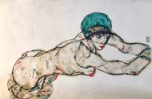 В Москве покажут литографии Шиле и Линднера