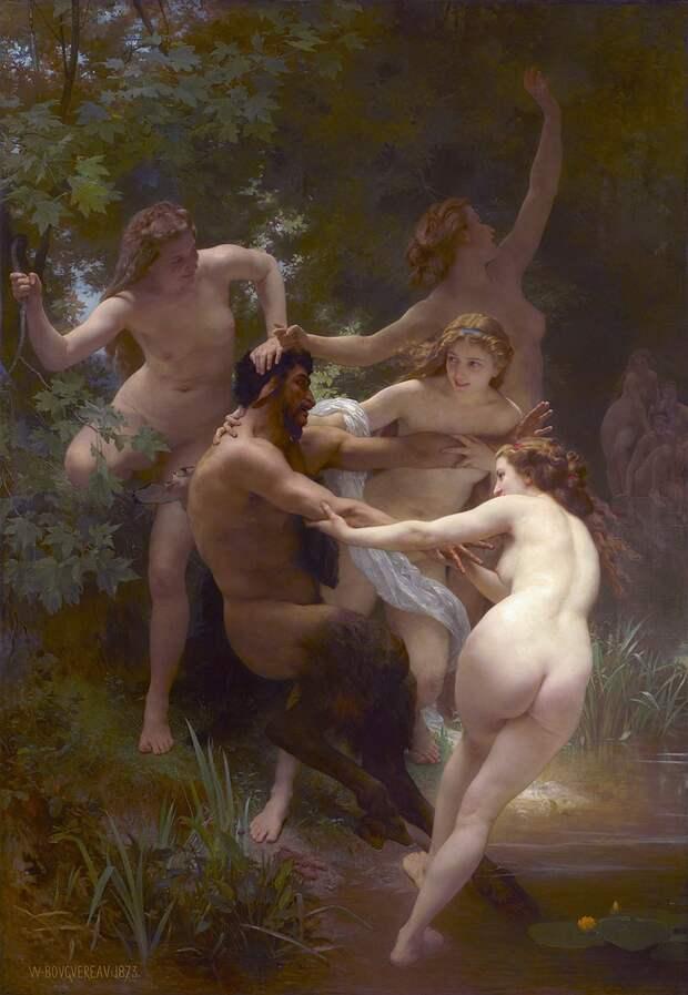 Мужской и женский механизм полового возбуждения