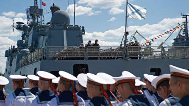 Прибытие нового сторожевого корабля «Адмирал Григорович» в Севастополь