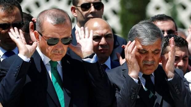 Генерал разведки сообщил, куда попытается ударить Эрдоган внутри России