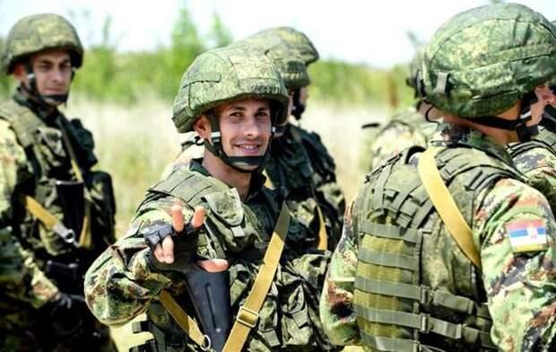 Конец «славянского братства». Сербия открыто предает Россию