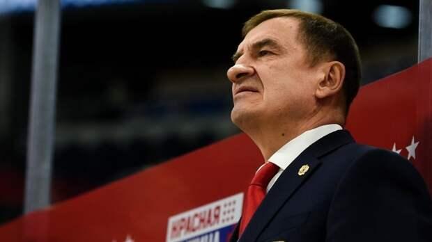 Брагин рассказал, сколько мест в составе сборной России оставит для игроков НХЛ
