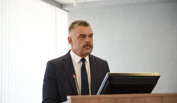Новый мэр Петрозаводска завел страничку в социальной сети