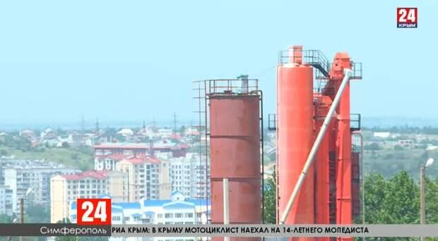 В Крыму год не могут запустить мусоросортировочный завод
