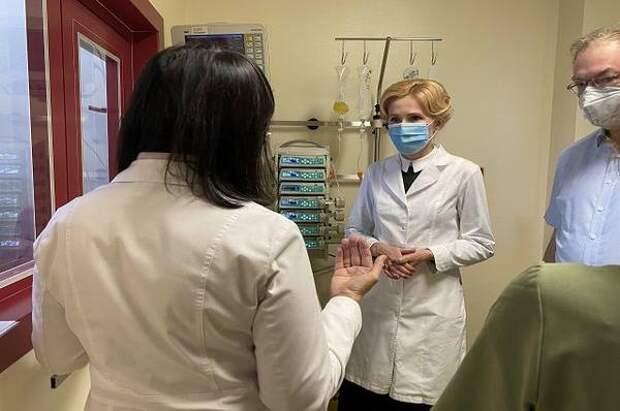Жительницы Камчатки получили экстренную медпомощь в лучших клиниках