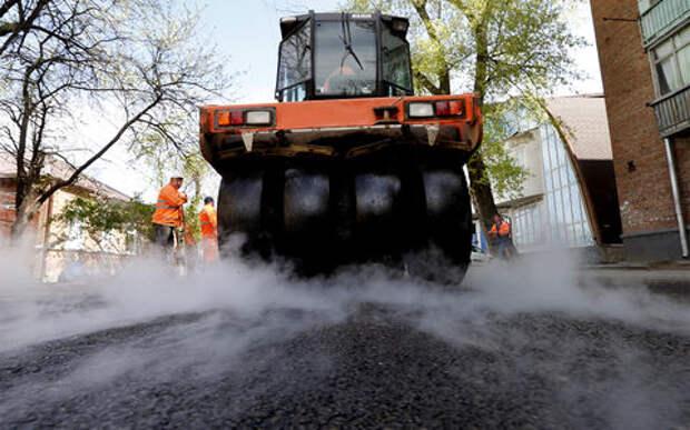 Регионам дали 17 млрд рублей на развитие дорог