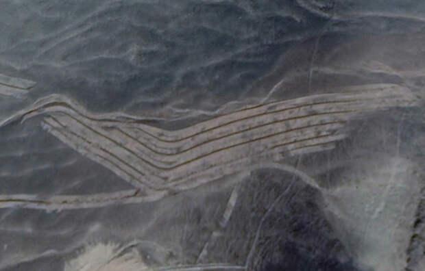 В пустыне Алжира обнаружен объект, который мне сложно объяснить