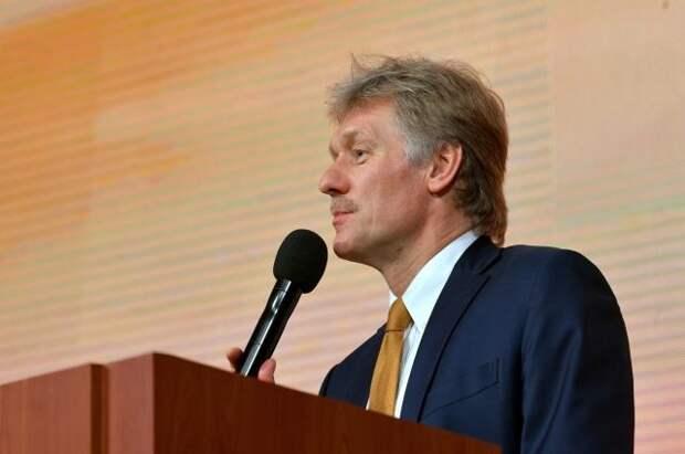 В Кремле рассказали, какие вопросы по Крыму могут обсуждаться с Киевом