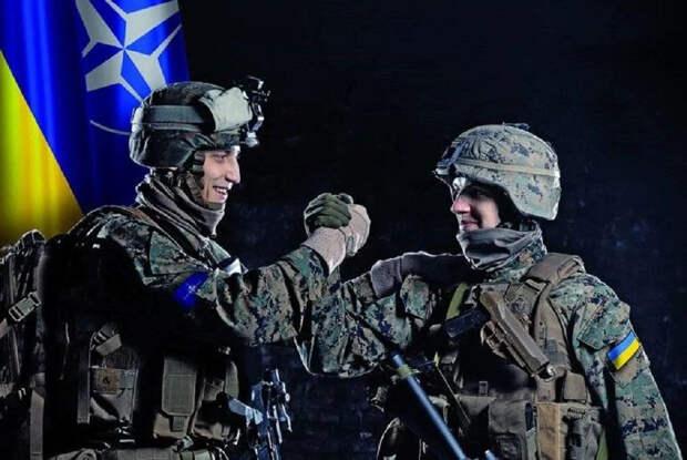 """Защита Европы в войне с Россией или """"хто на нас з Мыколой """"?!"""