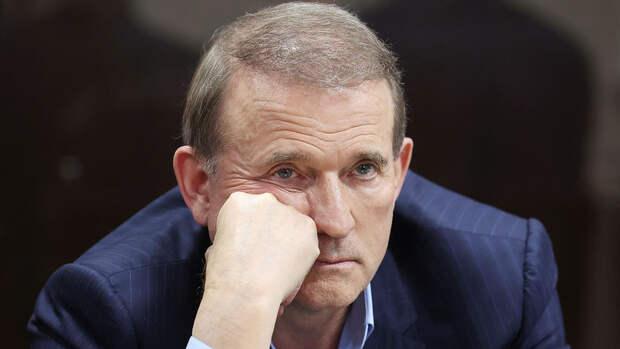 ОПЗЖ прокомментировало идею обмена Медведчука на отбывающих наказание в России украинцев