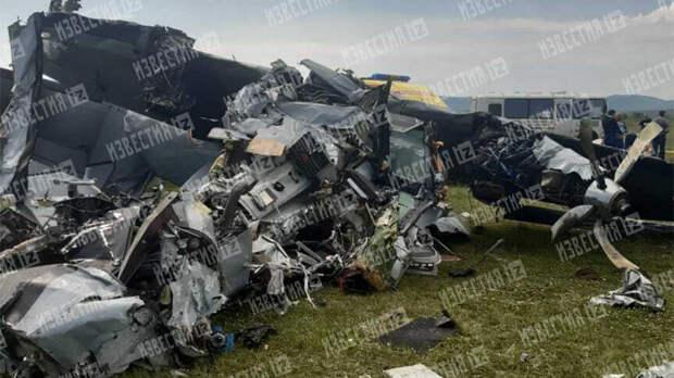 Потерпевший крушение в Кузбассе самолет эксплуатировало ДОСААФ