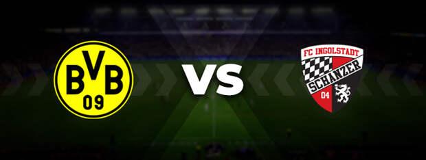 Боруссия — Ингольштадт-04: прогноз на матч 26 октября 2021