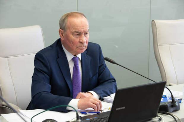 Краевые парламентарии обсудили основные параметры весенней корректировки бюджета
