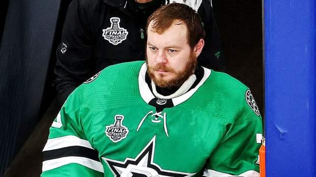 Худобин включен в ковидный протокол НХЛ и не сыграет против «Каролины»