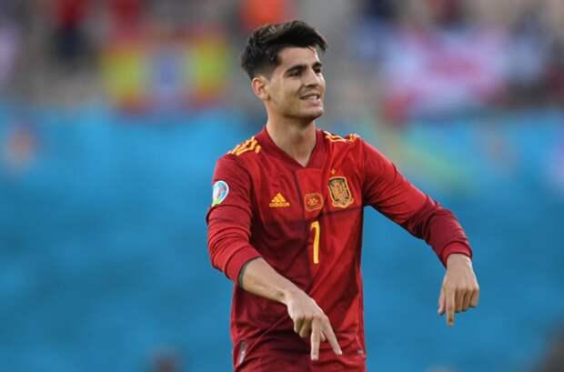 Испания— Польша: Мората забил первый гол испанцев наЕвро-2020