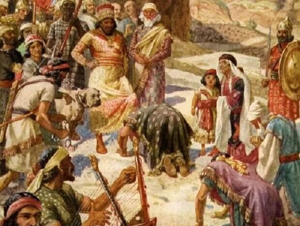 Доказательство существования царя Иудеи подтверждило «достоверность Библии»