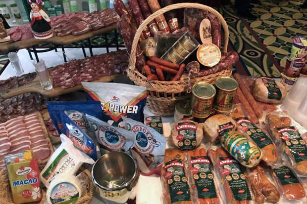 Белорусские продукты могут пропасть из российских магазинов