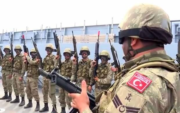 В сети названы турецкие офицеры, участвовавшие в боевой операции Азербайджана в Карабахе