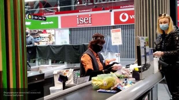 Киевлянин с коронавирусом специально кашлял на еду в магазине, чтобы заразить украинцев