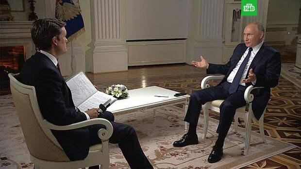 «Мы действуем в интересах своих народов»: Путин ответил на слова Байдена о «бездушности»