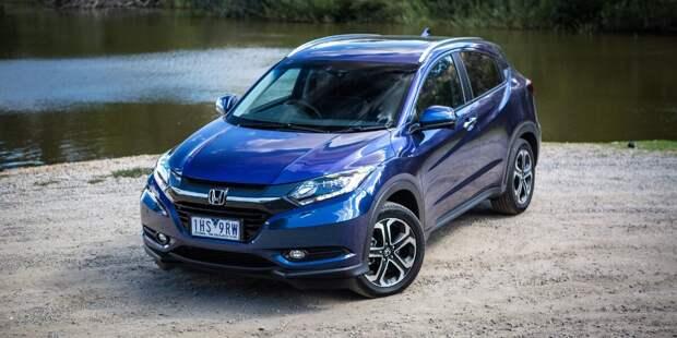Honda HR-V к 2022 году разработает версиб специально для США