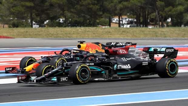 Ферстаппен выиграл «Гран-при Франции», Мазепин— 20-й