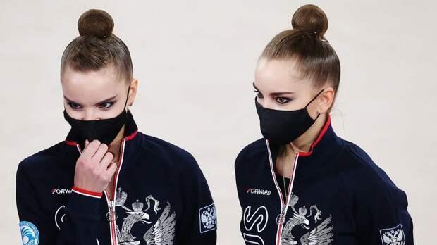Сестры Аверины заняли первые два места в многоборье на этапе Кубка мира в Италии