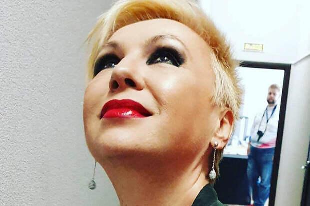 Дочь Легкоступовой заявила обугрозах отвдовца певицы