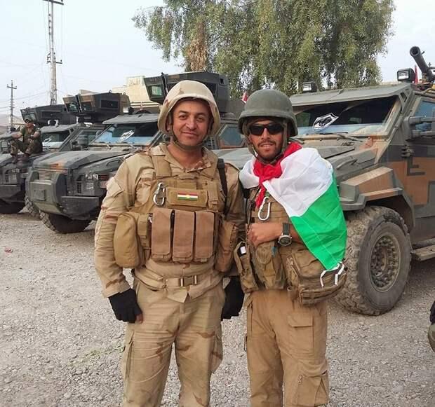 Наступление на Мосул. Конец октября 2016.