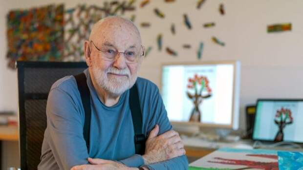 Умер детский писатель Эрик Карл