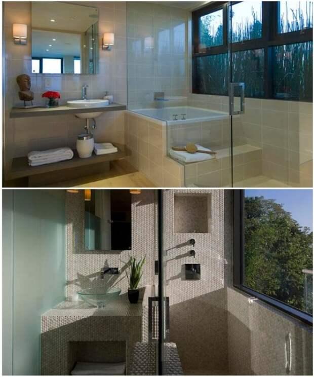 В особняке 24 ванных комнаты, которые «знают», какую температуру воды любит каждый член семьи и даже гости (Xanadu 2.0). | Фото: sinergidom.ru.