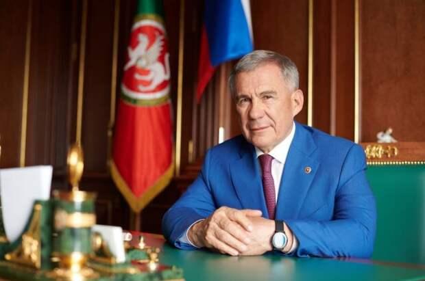 Глава Татарстана поручил пресекать попытки героизации Галявиева