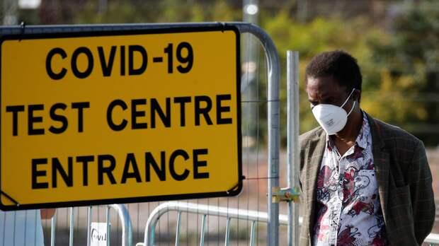 За сутки в Британии зафиксировали 2027 случаев коронавируса